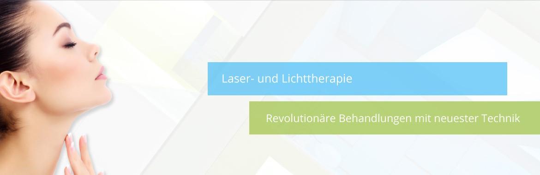Laser-  und Lichtherapie