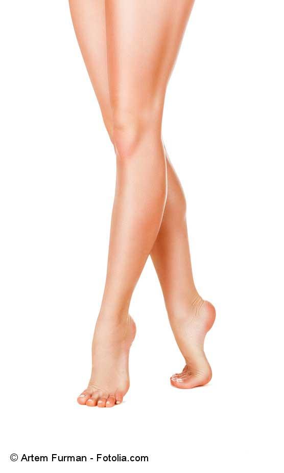 Venenlaser liefert exzellente kosmetische Resultate